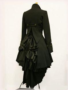 Beautiful Black Jacket