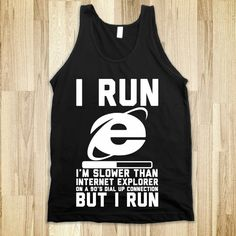 I Run - Forever Fit - Skreened T-shirts, Organic Shirts, Hoodies, Kids Tees, Baby One-Pieces and Tote Bags Custom T-Shirts, Organic Shirts, Hoodies, Novelty Gifts, Kids Apparel, Baby One-Pieces | Skreened - Ethical Custom Apparel