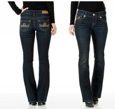 Seven7 Boot Cut Jeans Groupon Deal – Just $29.99 *HOT*