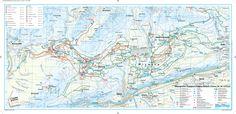 Ontdek de #langlauf #loipe op Sonnenplateau Mieming! Download de kaart alvast via: http://www.sonnenplateau.net/fileadmin/Bilder/div/loipenplan_neu.gif en stippel jouw ideale route uit voor jouw langlauf vakantie!