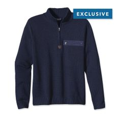 Patagonia Special Edition Alpiniste Sweater - Patagonia.com Exclusive | Classic Navy