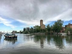 Isola di Torcello in Laguna di Venezia