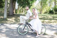 Funny Wedding Photo Bizobike