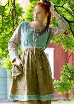 """Farb-und Stilberatung mit www.farben-reich.com - """"Lagen Look """" Dress Gudrun Sjöden"""