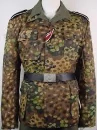 How effective were German camouflage uniforms in WW2? - Quora
