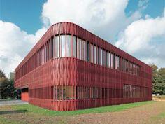 Rohrer Sigrist: Schulhaus Büttenen