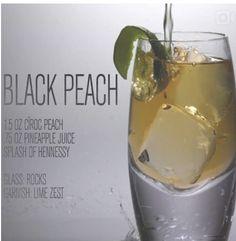 Ciroc black peach
