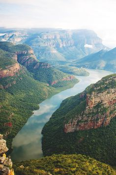 Blyde River Canyon, South Africa | Marion Schoening