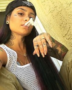 it's my birthday :) #kehlani #tsunamimob