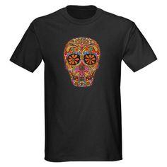 Dia de Los muertes shirt....