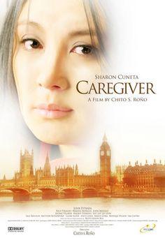 Sharon Cuneta in Caregiver. Dev Movie, Film Movie, Sharon Cuneta, Pinoy Movies, Posters Amazon, Original Movie Posters, Tagalog, Drama Movies, Latest Movies