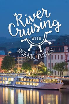Scenic (formally Scenic Tours) may be the right choice for luxury ocean cruisers who want to make the leap to river cruising. Click here for more information!