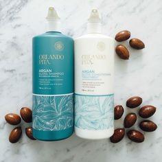Get ultra glossy locks with this shampoo.