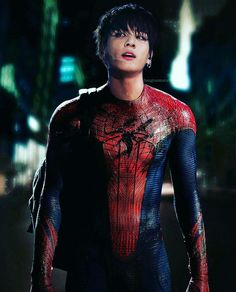 when they edit bae into bae.. (I've always loved Spider-Man)