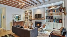 Cute Fort Greene Condo With Exposed Beam Ceilings Asks $1.475M