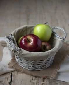 Crunchy and sweet apples