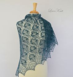 Ravelry: Estonian Butterflies Shawl pattern by Natalia Gilmore