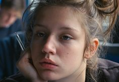 Blue Is the Warmest Color:Adele Exarchopoulos