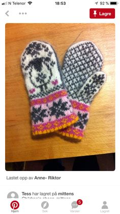 New Crochet Braids Half Up Half Down Wrist Warmers Ideas Crochet Bookmark Pattern, Knitted Mittens Pattern, Fair Isle Knitting Patterns, Crochet Bookmarks, Form Crochet, Knit Mittens, Knitted Gloves, Knitting Socks, Knit Crochet