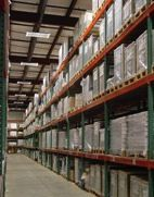 The Paper Mill Store warehouse in Neenah, WI-look for DIY ingredients