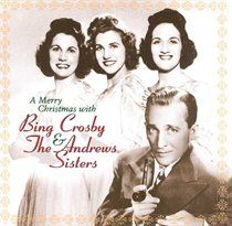A Merry Christmas with Bing Crosby and the Andrews Sisters. A Merry Christmas with Bing Crosby and the Andrews Sisters. Price: $14.81