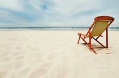 Pull up a chair... It's Beach Time!