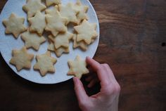 The Best Sugar Cookie Recipe with Cornstarch