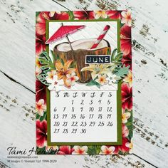 May 2021 Desktop Calendar features Above The Clouds and June 2021 Desktop Calendar features Tropical Oasis Memories & More Cards Calendar May, Calendar Layout, Calendar Pages, Calendar Ideas, Small Alphabets, Ombre Background, Box Of Sunshine, Pretty Backgrounds, Desktop Calendars