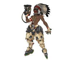 Lucio Skin idea