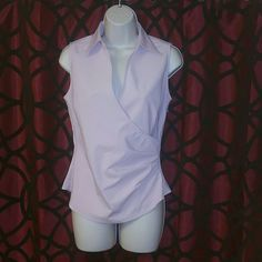 Light pink EXPRESS top Very cute light pink EXPRESS top like new 95% polyester , 5% spandex ** please make a reasonable offer ** Express Tops Blouses
