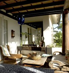 Lovely outdoor space  Casa Colonial Beach & Spa Hotel