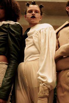csm ba fashion show graduate student collection design