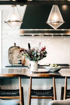 Kitchen Deco  | Pinterest: @heymercedes