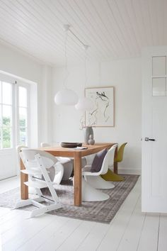 Home Tour: Modern Farmhouse with Global Touches