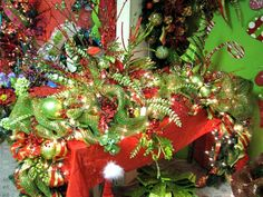 Johnson florist garland