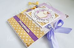 Przepiśnik Scrapbooking, Gift Wrapping, Gifts, Gift Wrapping Paper, Presents, Wrapping Gifts, Favors, Scrapbooks, Gift Packaging