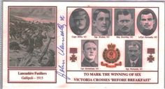 """""""Six VC's before Breakfast.""""  Lancashire Fusiliers bravery at Helles Beach, Gallipoli 25