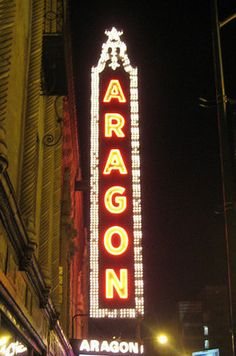 Uptown's Aragon Ballroom - 12 Neighborhoods That Will Instantly Make You Love Chicago Visit Chicago, Chicago Travel, Chicago Things To Do, Chicago Pictures, Chicago Street, Chicago Neighborhoods, My Kind Of Town, Aragon, Lake Michigan