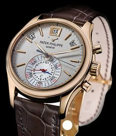 Patek Philippe Annual Calendar Chronograph watch - Presentwatch.com