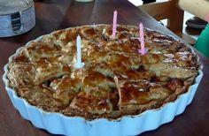 Ambachtelijke appeltaart= home made best!