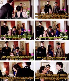 They will be the most amazing dads, Rachel's right.