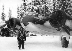 Finnish Bristol Blernheim Mk1