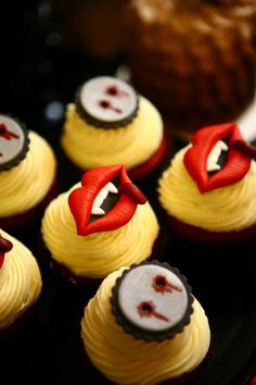 True Blood cake by Deliciously Darling Events