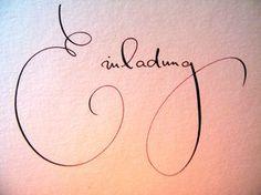 wedding invitations calligraphy KALLIGRAPHIE - Jeannine Platz Kalligraphie und Malerei in Hamburg Love Scrapbook, Wedding Scrapbook, Scrapbooking Ideas, Cactus Wall Art, Cactus Print, Art Tutorial, Diy Pinterest, Cactus Photography, Anniversary Boyfriend