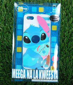 Lilo Stitch Scrump Original Walt Disney Iphone 5 Case Cover Skin Free 1 Bumper   eBay