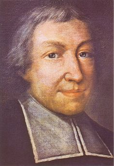 Official portrait of St. John Baptist de La Salle, founder of the Christian Brothers - by Pierre Leger