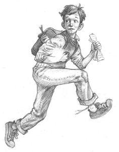 Tony DiTerlizzi, Never Abandon Imagination – Sketchbook Gallery