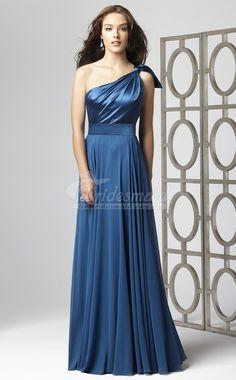 Custom Made Royal Blue Bridesmaid Dresses