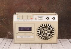 Vintage Soviet cassette tape player ELEKTRONIKA 302-1 Works cassette player recorder Old cassette tape player recorder Portable Boombox VTG  .....................Please save this pin.   .............................. Because for vintage collectibles - Click on the following link!.. http://www.ebay.com/usr/prestige_online