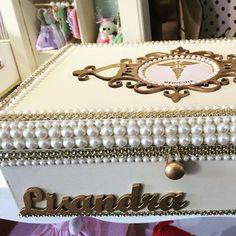 #caixadecorada #casamento #formatura #presente #boa noite